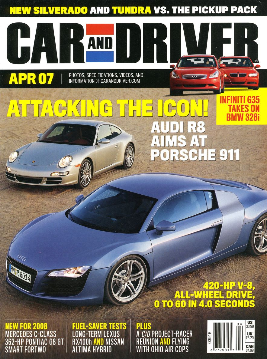 Going Millennial: The Car and Driver Covers of the 2000s and 2010s - Slide 89