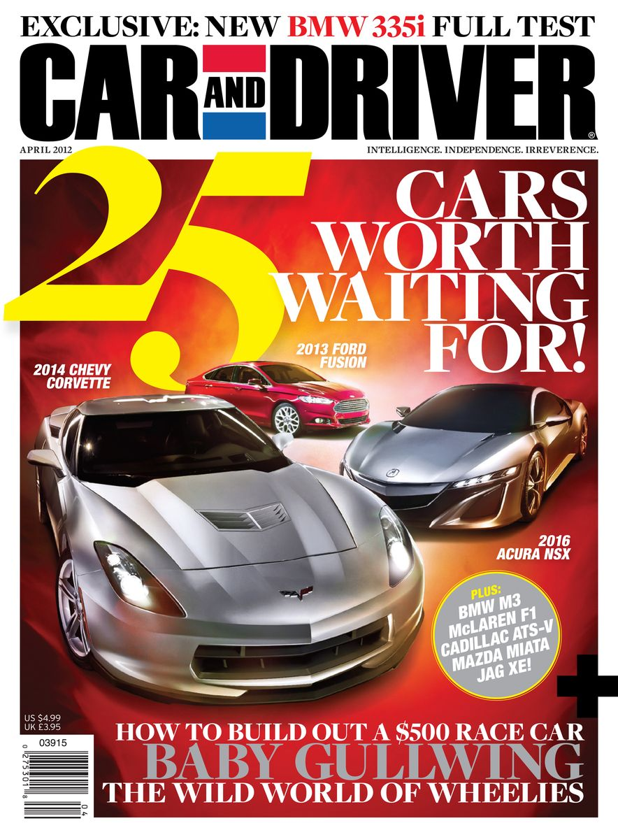 Going Millennial: The Car and Driver Covers of the 2000s and 2010s - Slide 149