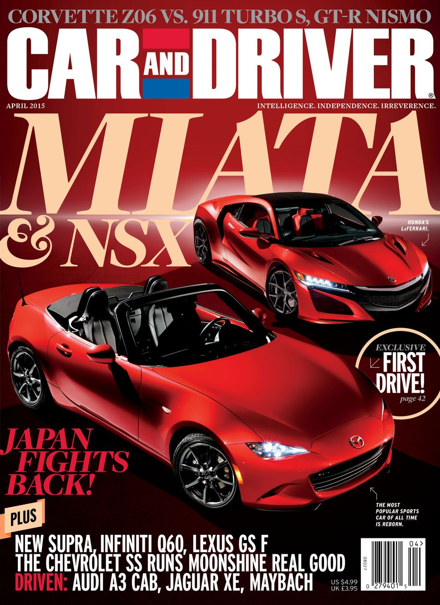 Going Millennial: The Car and Driver Covers of the 2000s and 2010s - Slide 185