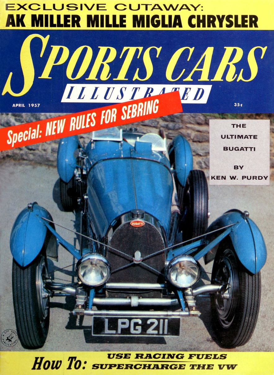 When We Were Young: The Car and Driver/Sports Cars Illustrated Covers of the 1950s - Slide 23