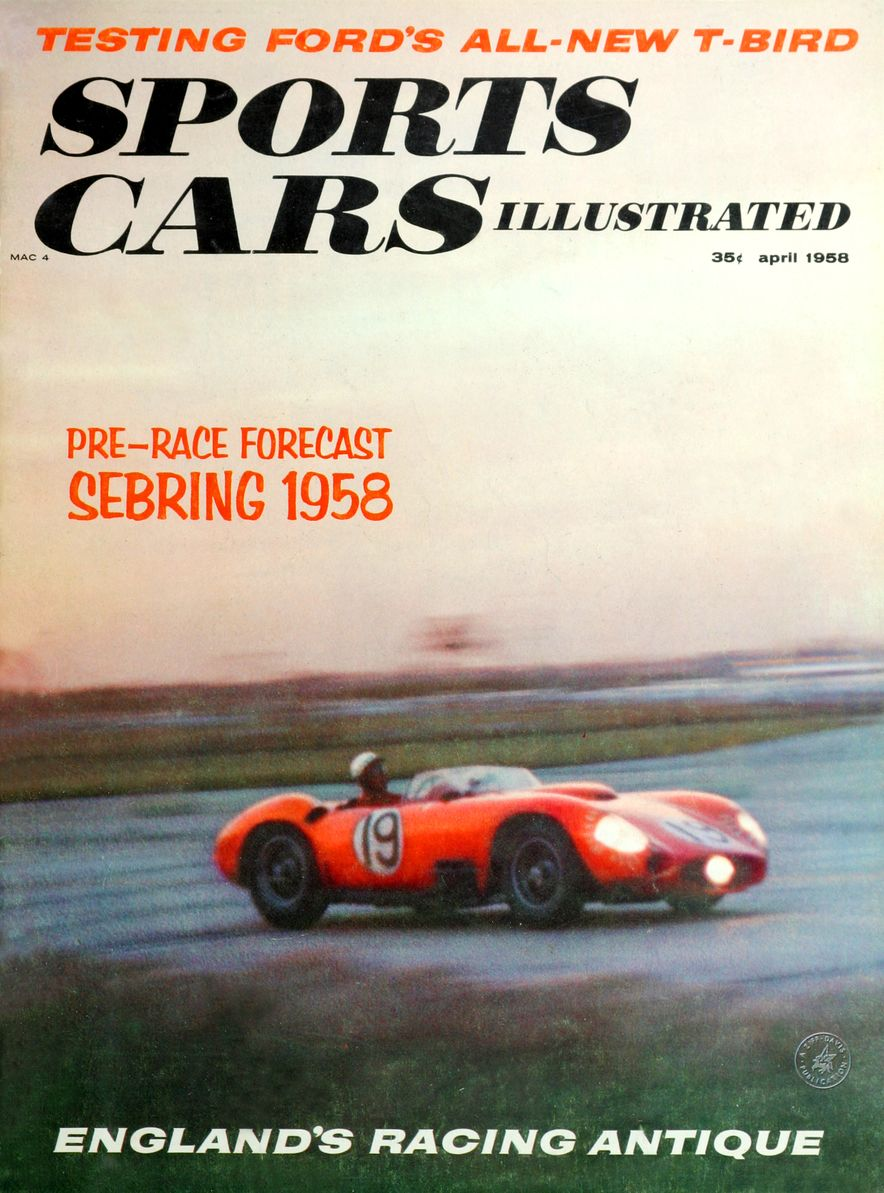When We Were Young: The Car and Driver/Sports Cars Illustrated Covers of the 1950s - Slide 35