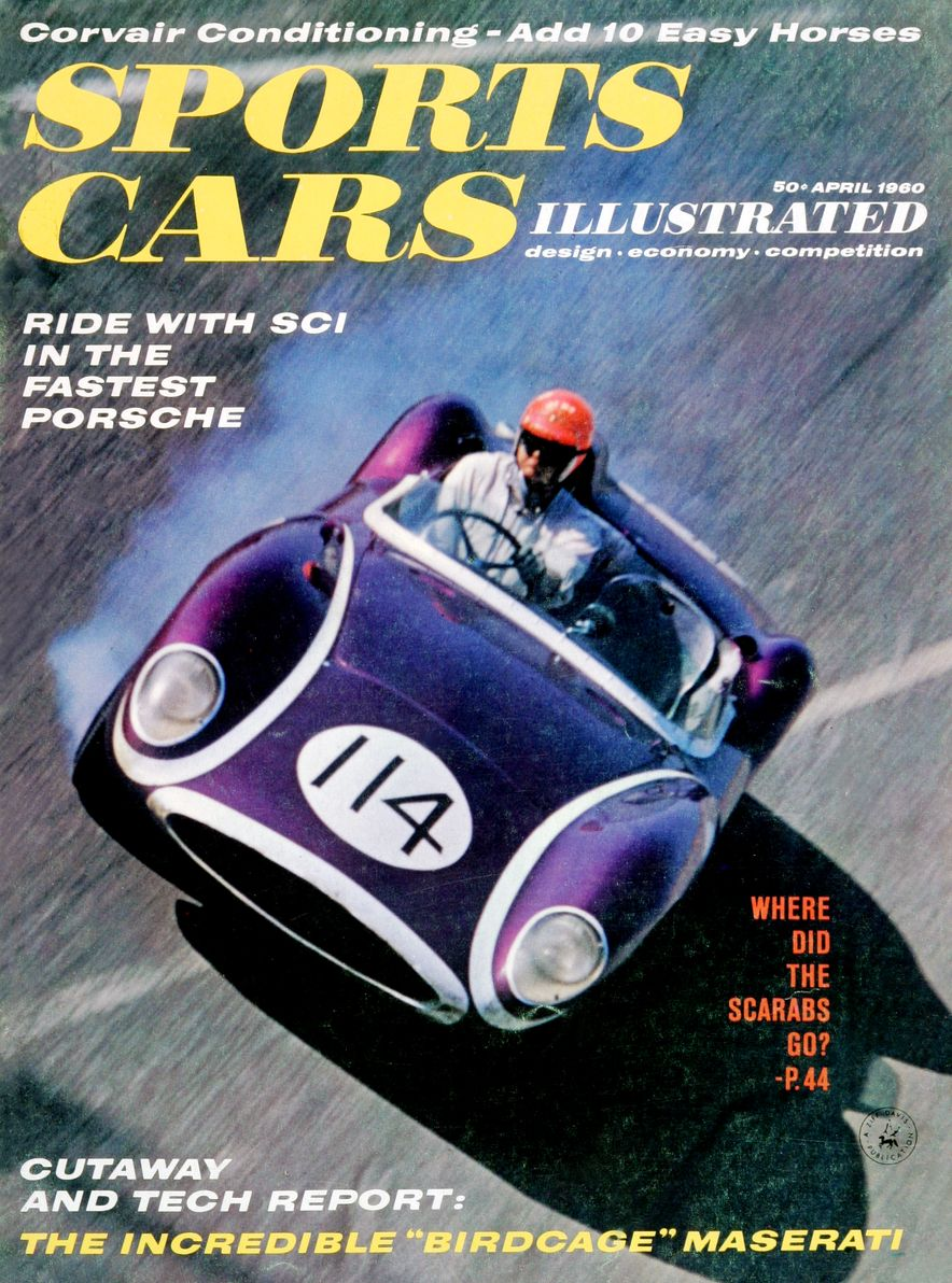 Getting Groovy and into the Groove: The Car and Driver Covers of the 1960s - Slide 5