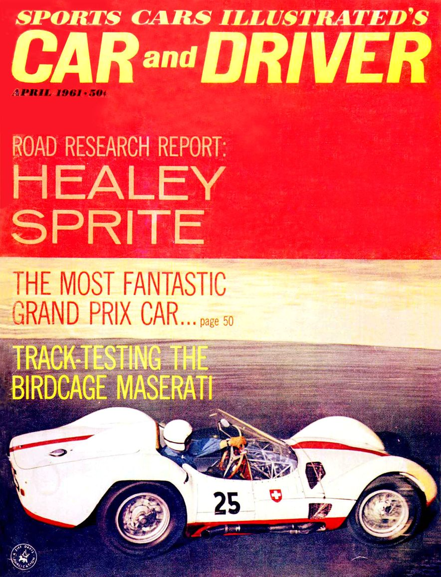 Getting Groovy and into the Groove: The Car and Driver Covers of the 1960s - Slide 17