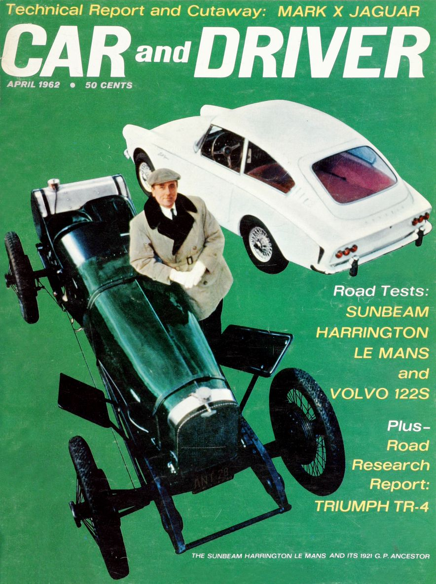 Getting Groovy and into the Groove: The Car and Driver Covers of the 1960s - Slide 29