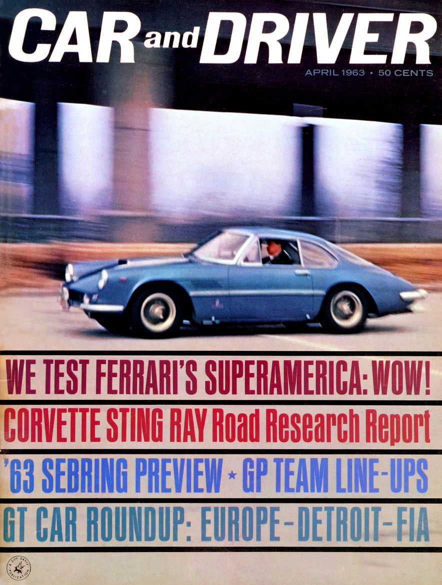 Getting Groovy and into the Groove: The Car and Driver Covers of the 1960s - Slide 41