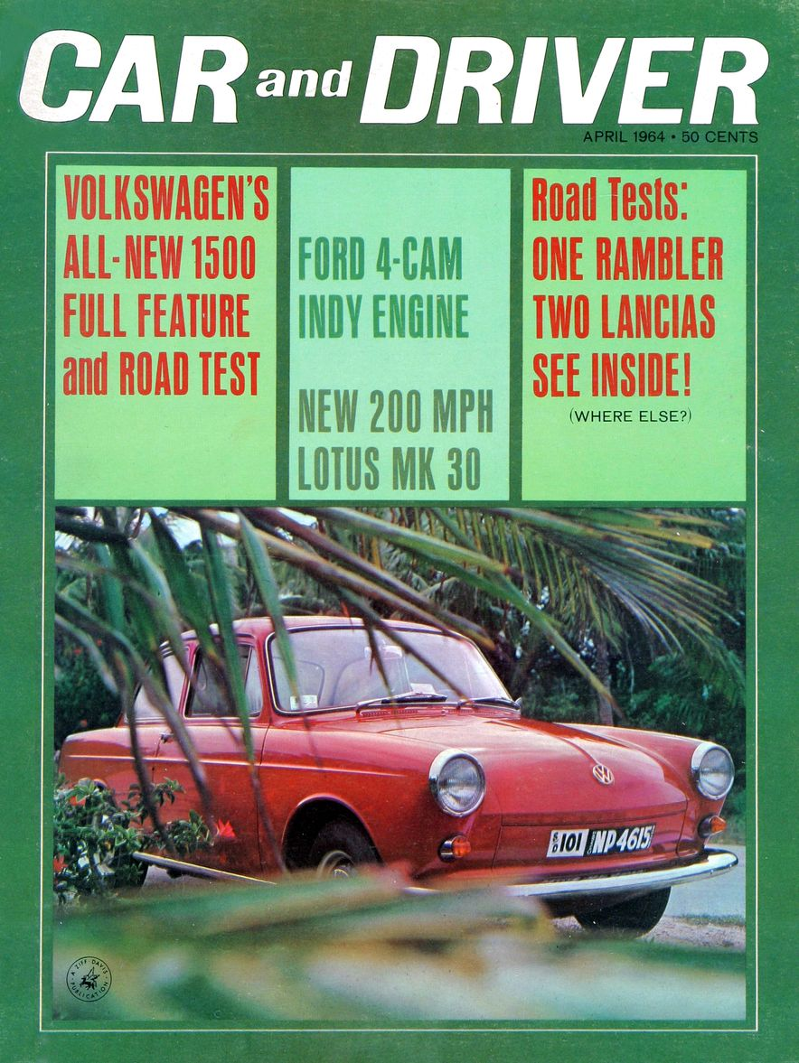 Getting Groovy and into the Groove: The Car and Driver Covers of the 1960s - Slide 53