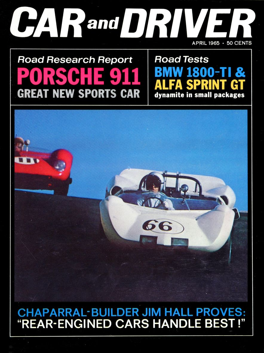 Getting Groovy and into the Groove: The Car and Driver Covers of the 1960s - Slide 65