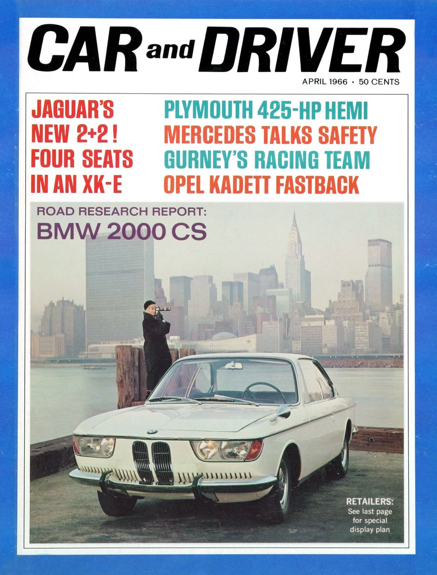 Getting Groovy and into the Groove: The Car and Driver Covers of the 1960s - Slide 77
