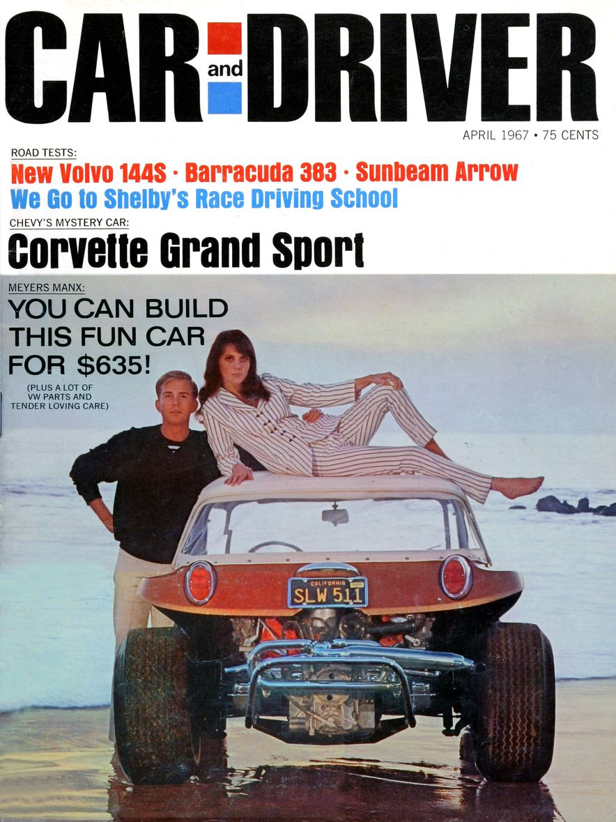 Getting Groovy and into the Groove: The Car and Driver Covers of the 1960s - Slide 89