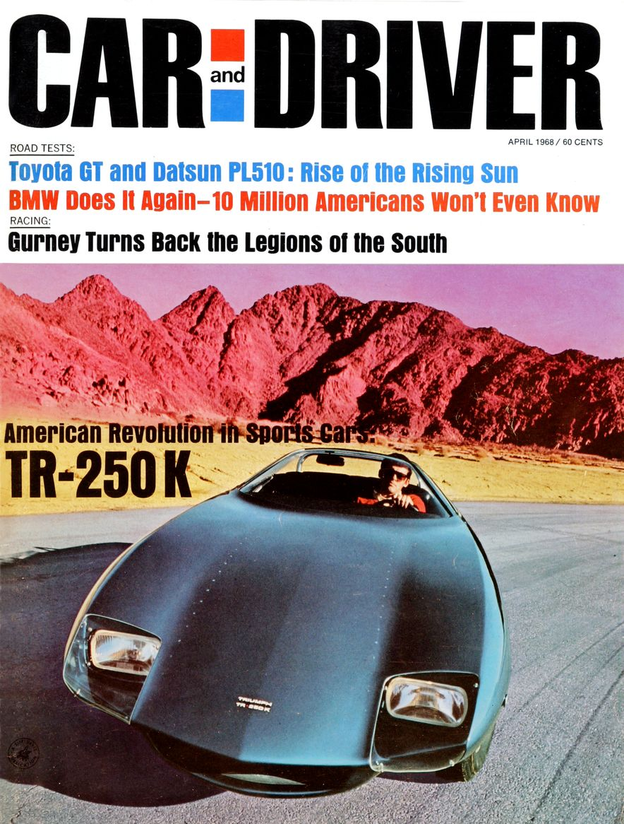 Getting Groovy and into the Groove: The Car and Driver Covers of the 1960s - Slide 101
