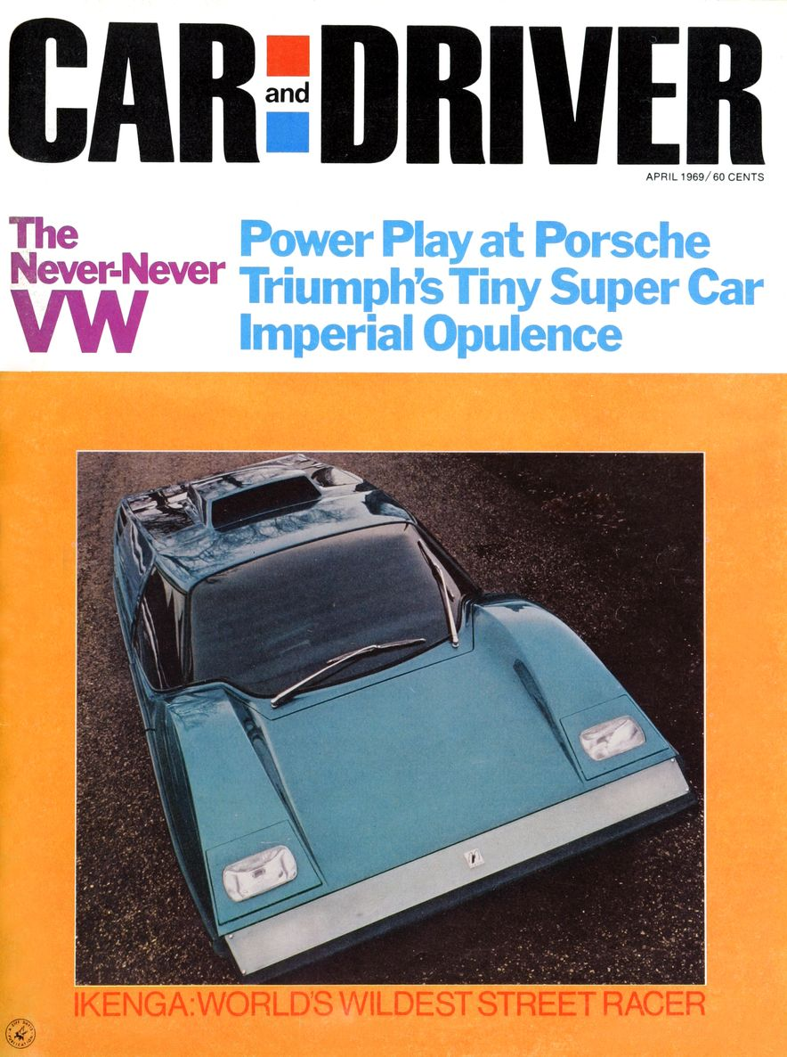 Getting Groovy and into the Groove: The Car and Driver Covers of the 1960s - Slide 113