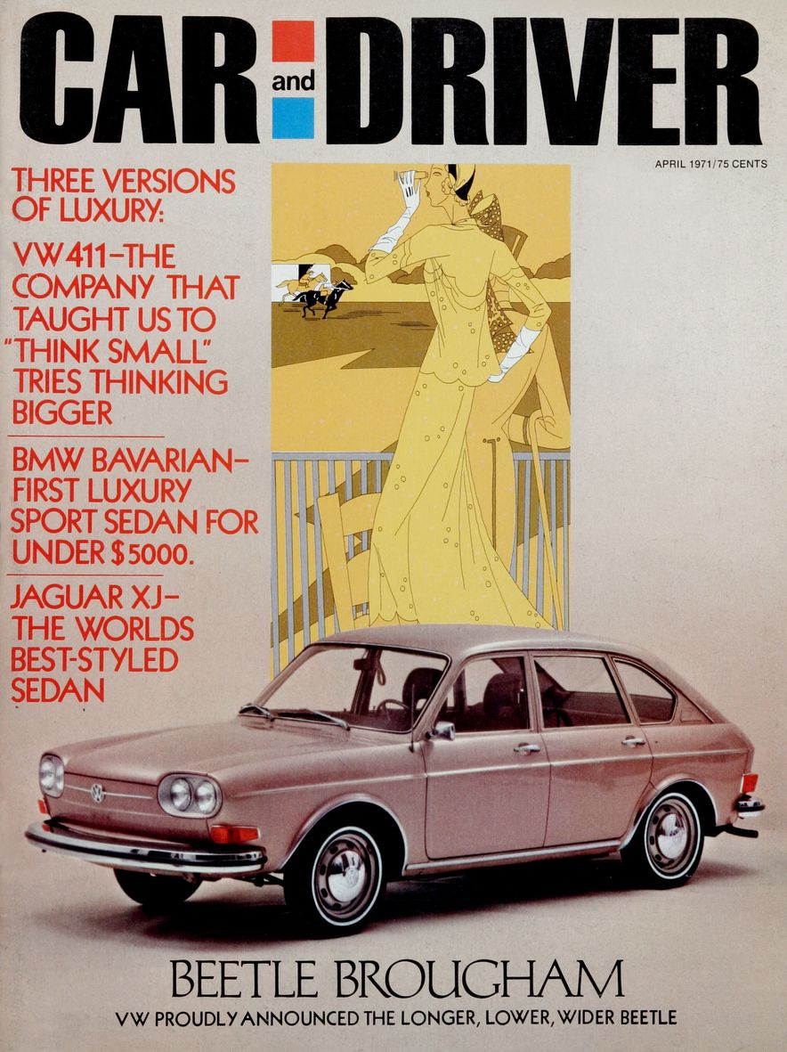 The Us Decade: The Car and Driver Covers of the 1970s - Slide 17