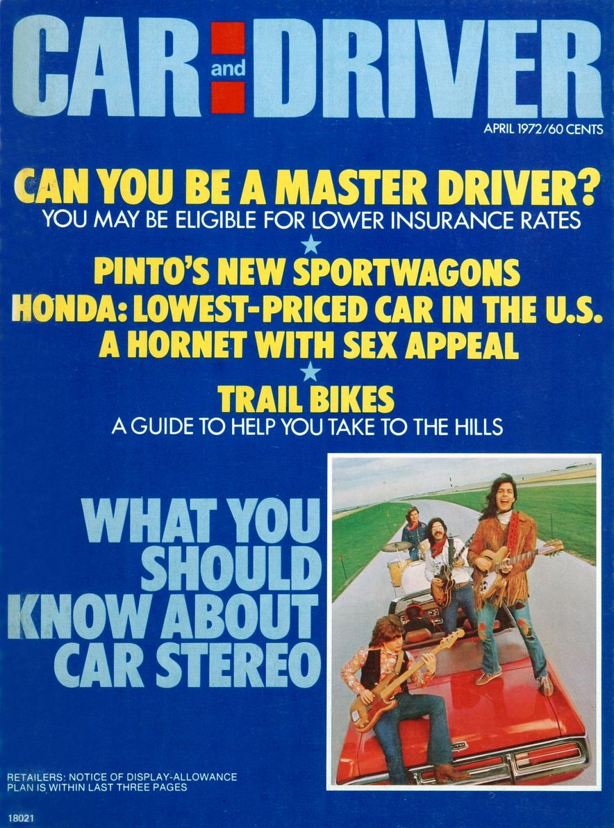 The Us Decade: The Car and Driver Covers of the 1970s - Slide 29