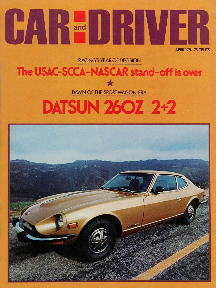 The Us Decade: The Car and Driver Covers of the 1970s - Slide 53