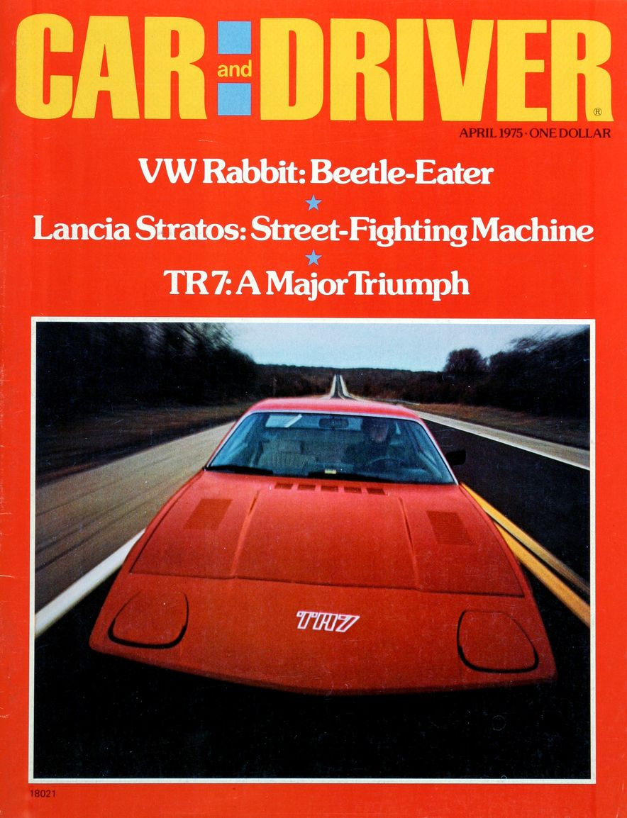 The Us Decade: The Car and Driver Covers of the 1970s - Slide 65