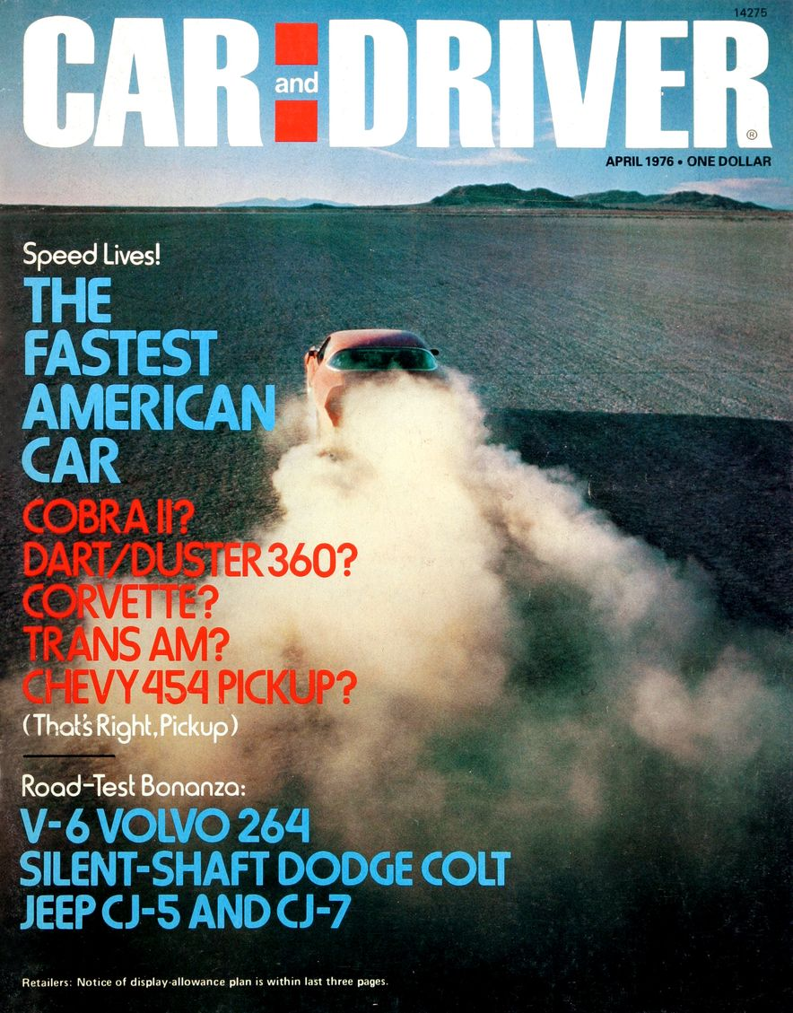 The Us Decade: The Car and Driver Covers of the 1970s - Slide 77