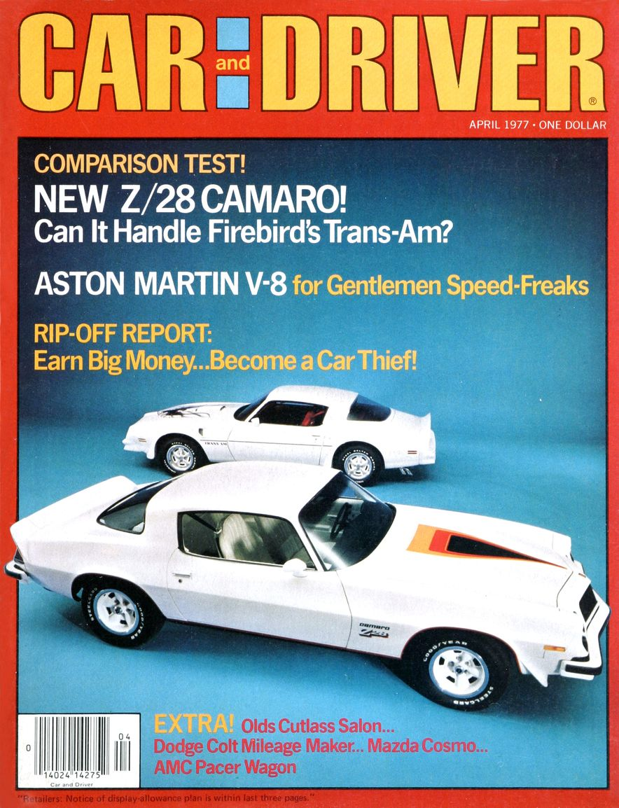 The Us Decade: The Car and Driver Covers of the 1970s - Slide 89