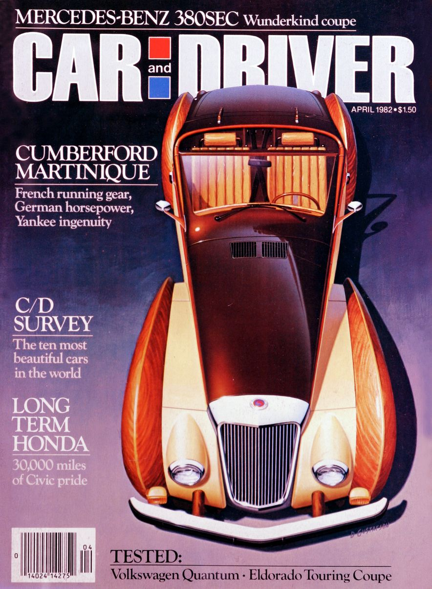 Like, Totally Rad: The Car and Driver Covers of the 1980s - Slide 29