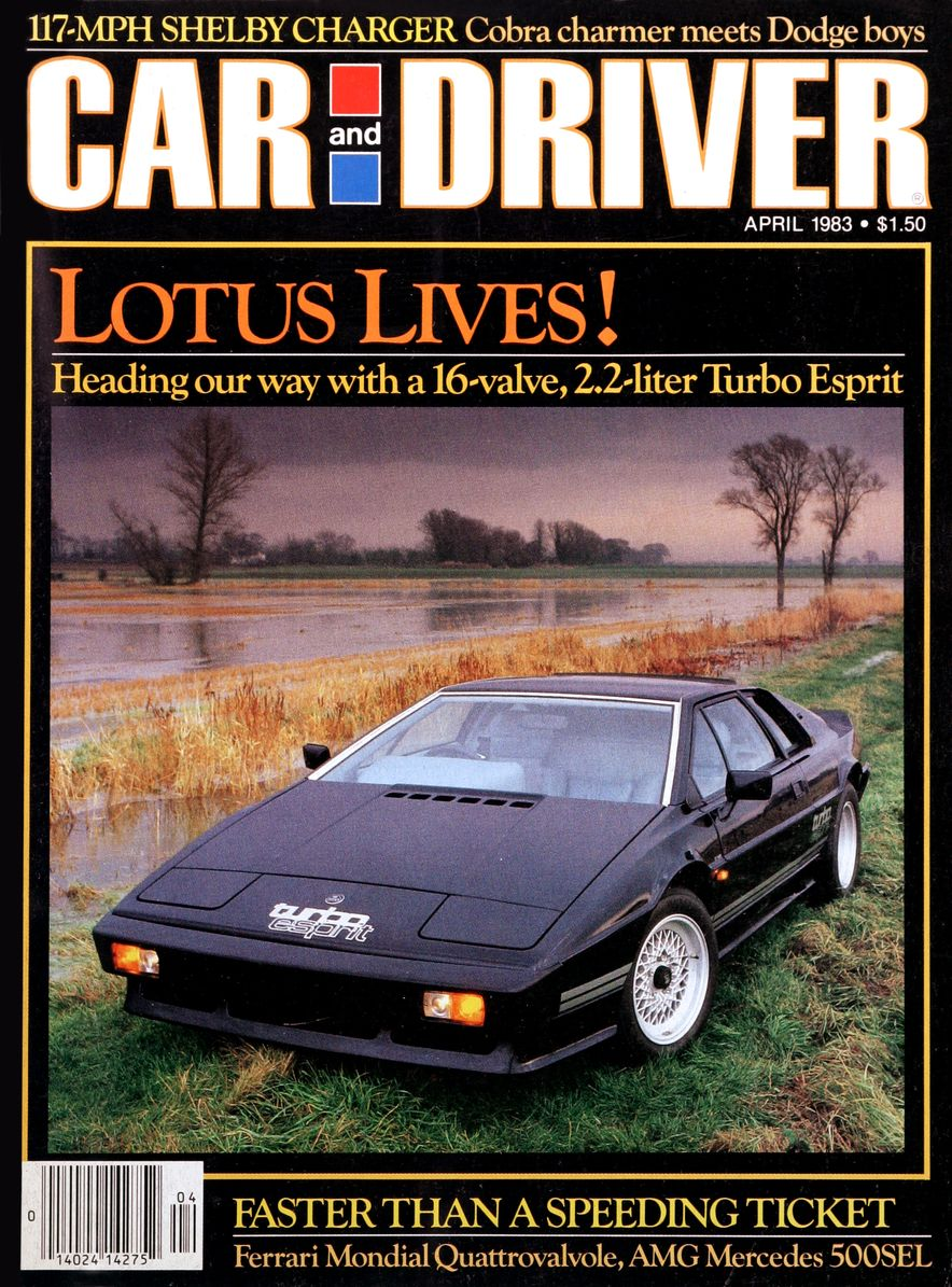 Like, Totally Rad: The Car and Driver Covers of the 1980s - Slide 41