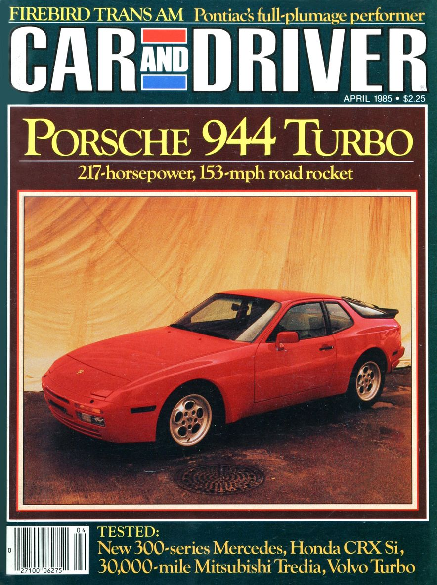 Like, Totally Rad: The Car and Driver Covers of the 1980s - Slide 65