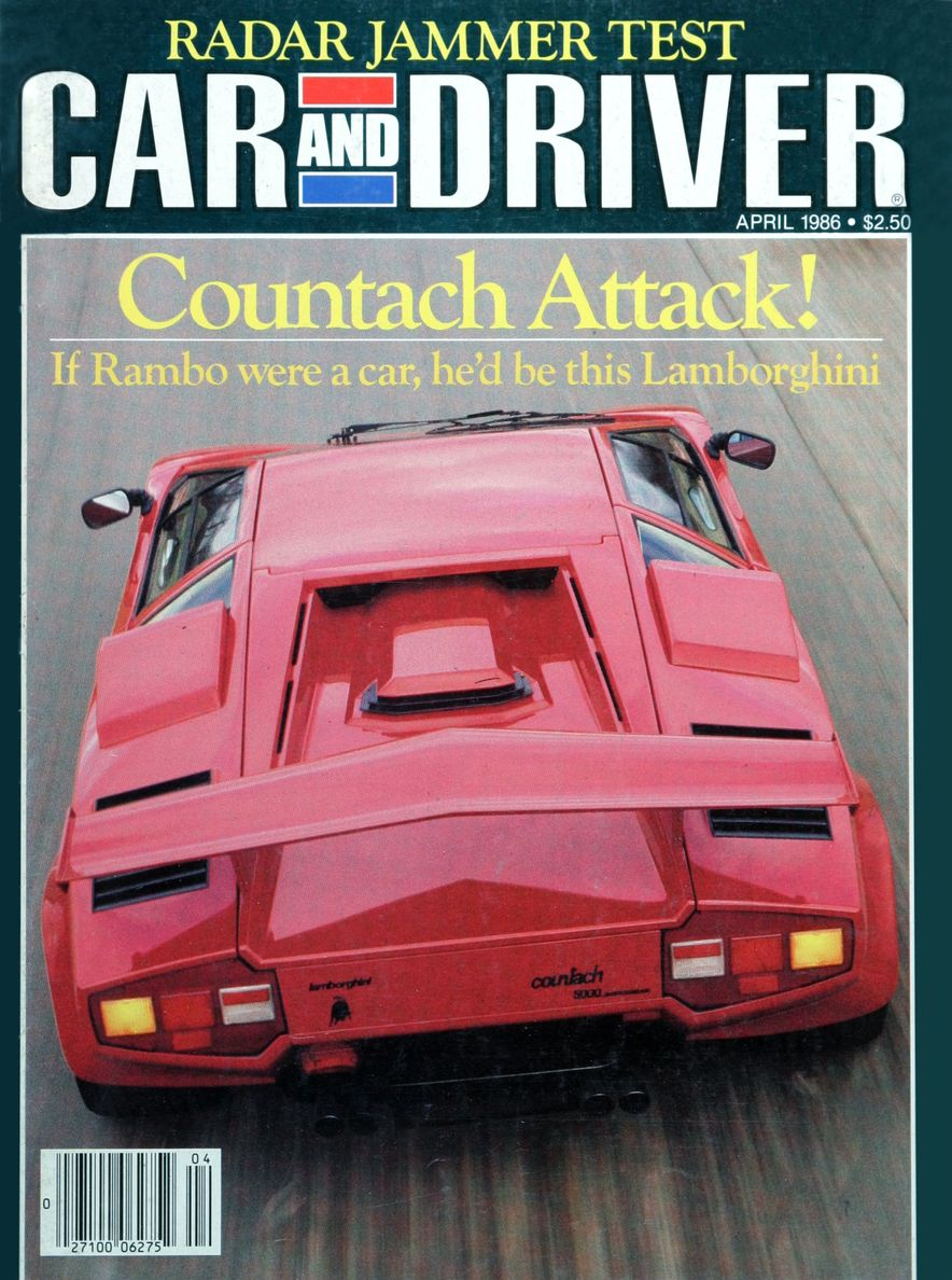Like, Totally Rad: The Car and Driver Covers of the 1980s - Slide 77