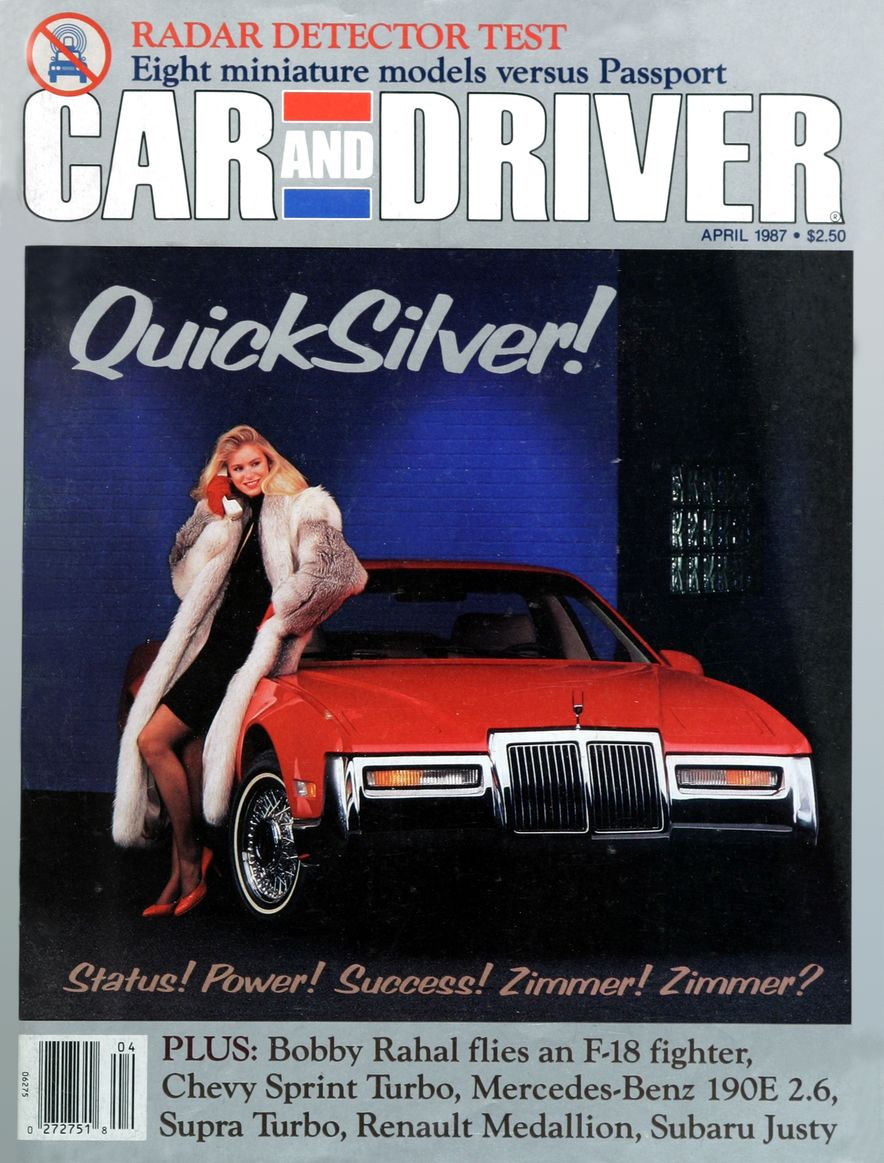 Like, Totally Rad: The Car and Driver Covers of the 1980s - Slide 89