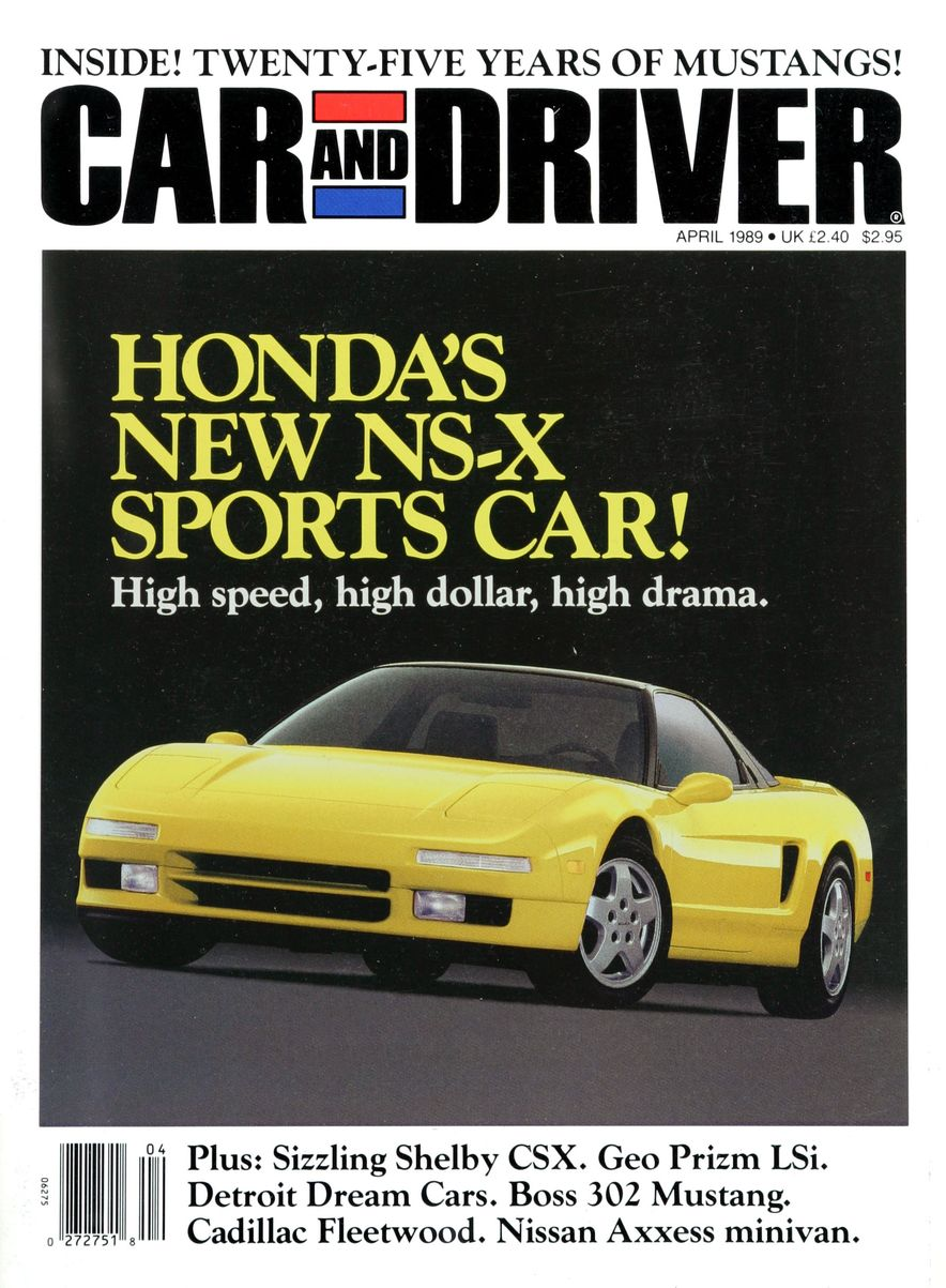 Like, Totally Rad: The Car and Driver Covers of the 1980s - Slide 113