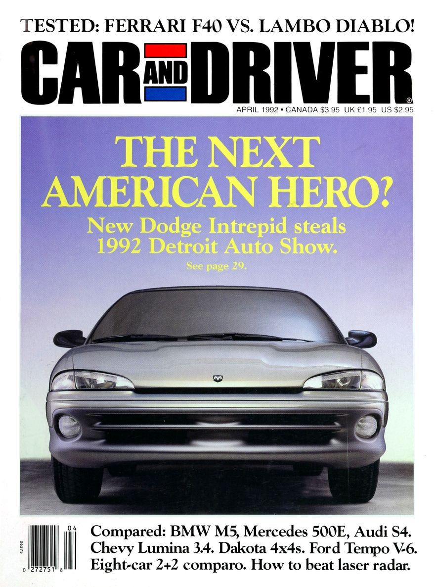 Formula C/D: The Car and Driver Covers of the 1990s - Slide 29