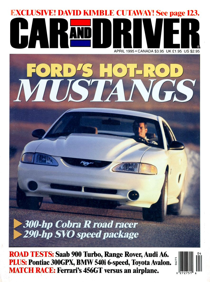 Formula C/D: The Car and Driver Covers of the 1990s - Slide 65