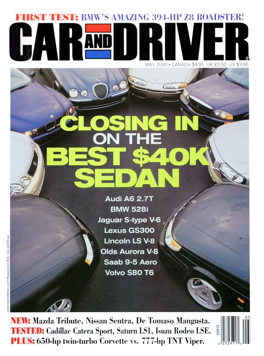 Going Millennial: The Car and Driver Covers of the 2000s and 2010s - Slide 6