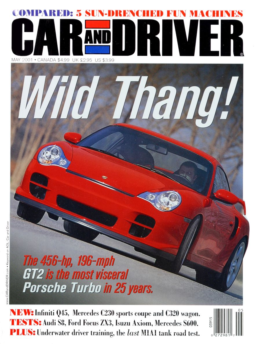 Going Millennial: The Car and Driver Covers of the 2000s and 2010s - Slide 18