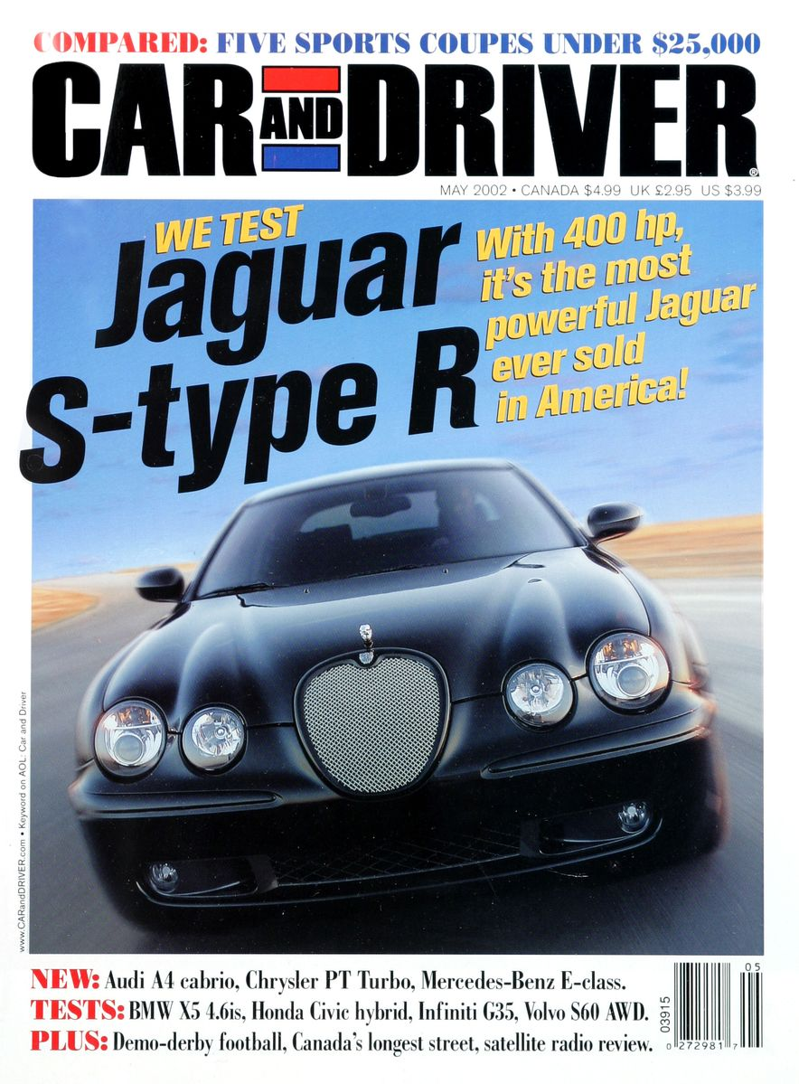 Going Millennial: The Car and Driver Covers of the 2000s and 2010s - Slide 30