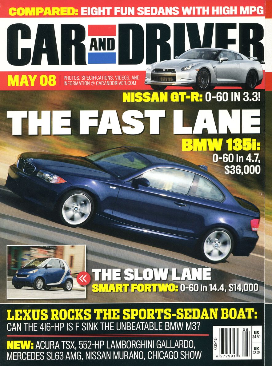 Going Millennial: The Car and Driver Covers of the 2000s and 2010s - Slide 102