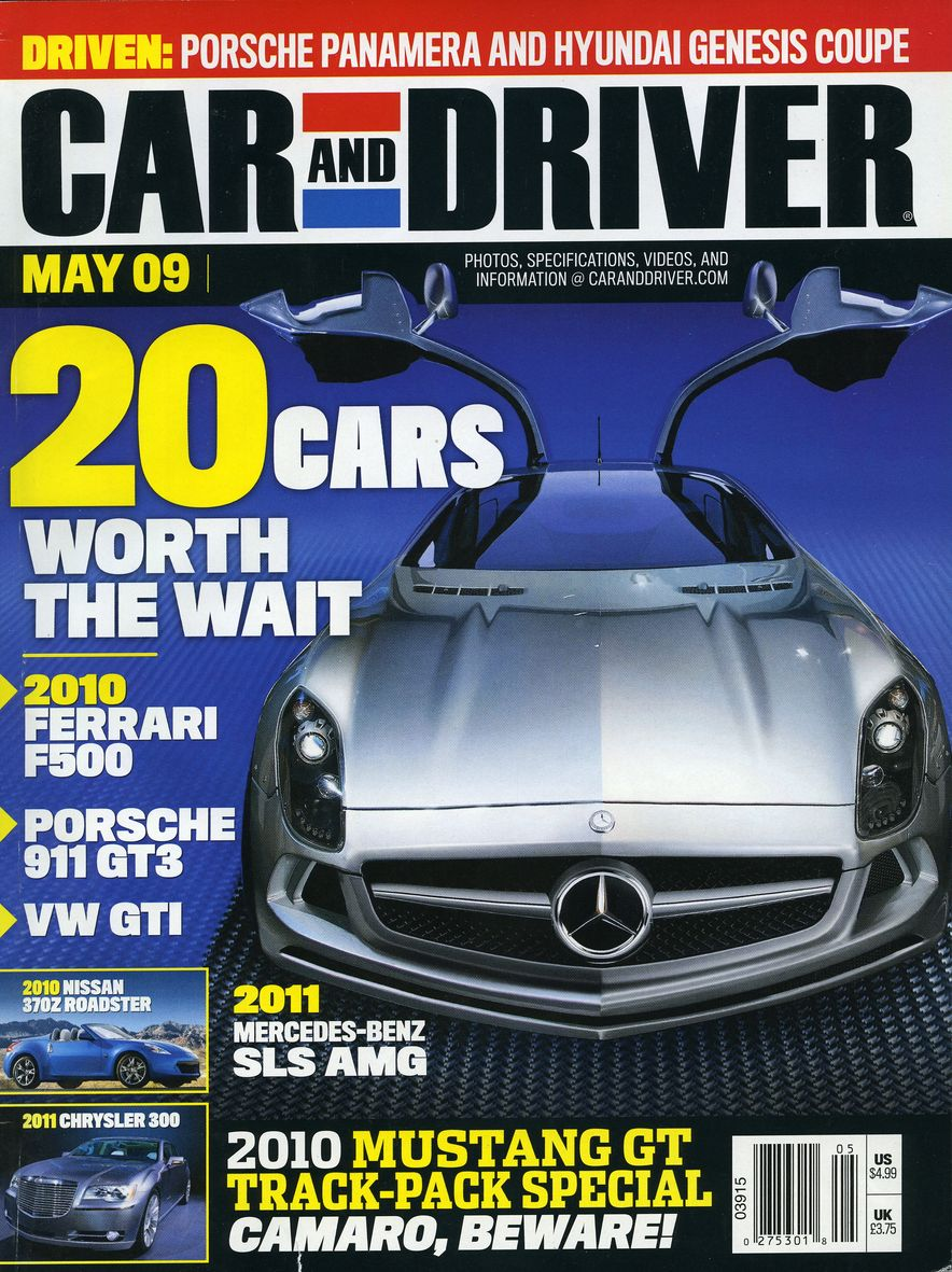 Going Millennial: The Car and Driver Covers of the 2000s and 2010s - Slide 114