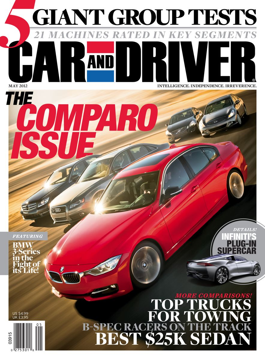 Going Millennial: The Car and Driver Covers of the 2000s and 2010s - Slide 150