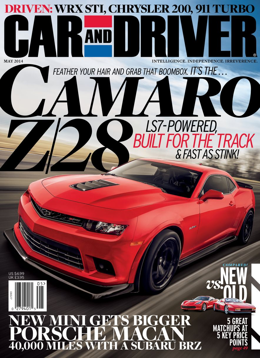 Going Millennial: The Car and Driver Covers of the 2000s and 2010s - Slide 174
