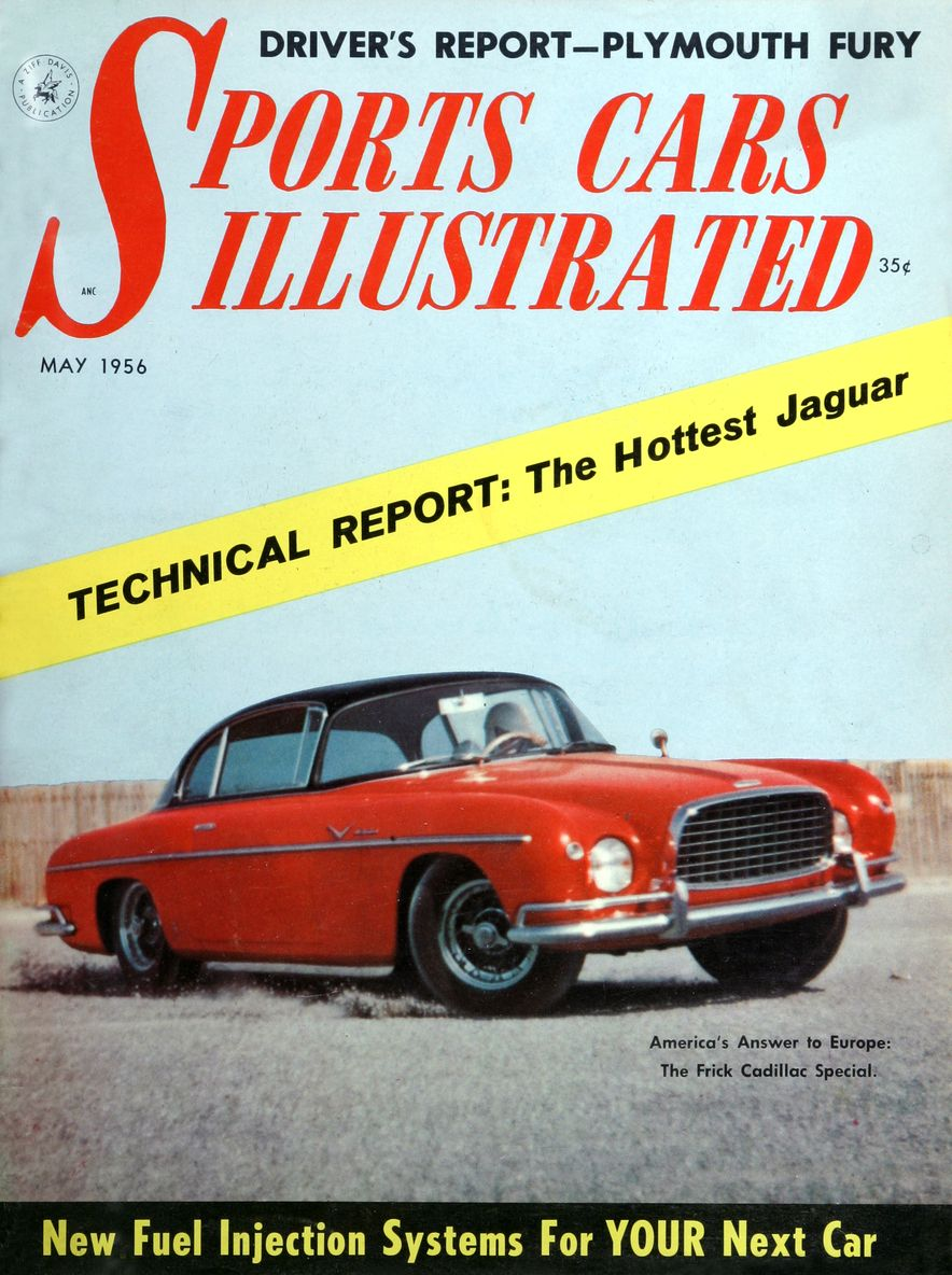When We Were Young: The Car and Driver/Sports Cars Illustrated Covers of the 1950s - Slide 12