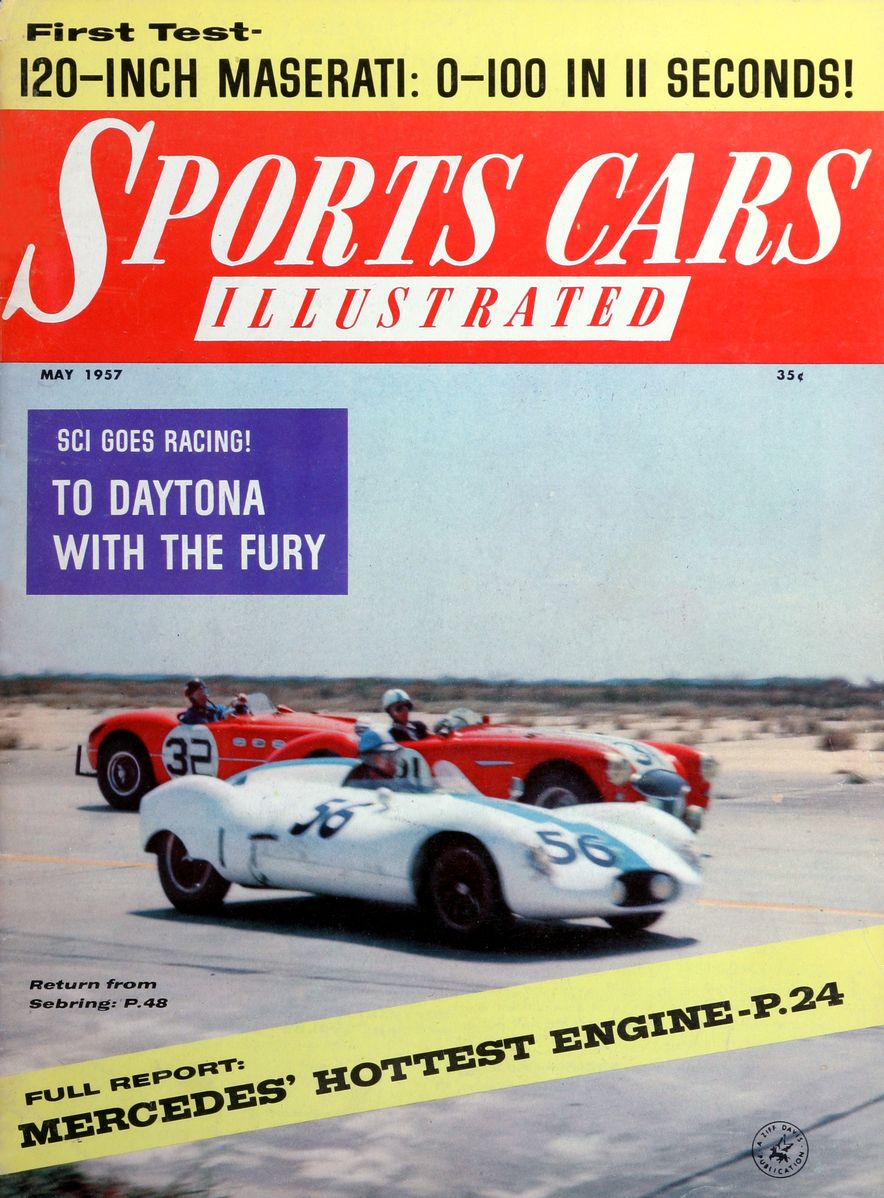 When We Were Young: The Car and Driver/Sports Cars Illustrated Covers of the 1950s - Slide 24