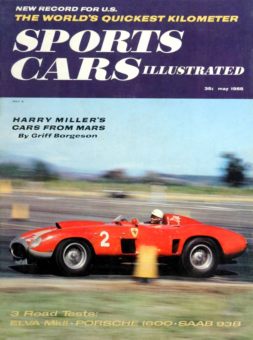 When We Were Young: The Car and Driver/Sports Cars Illustrated Covers of the 1950s - Slide 36