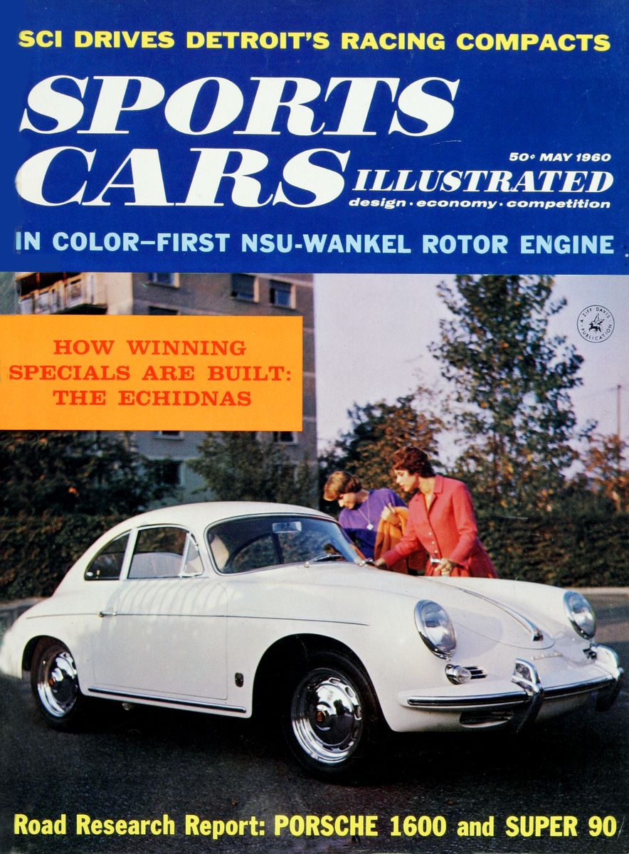 Getting Groovy and into the Groove: The Car and Driver Covers of the 1960s - Slide 6
