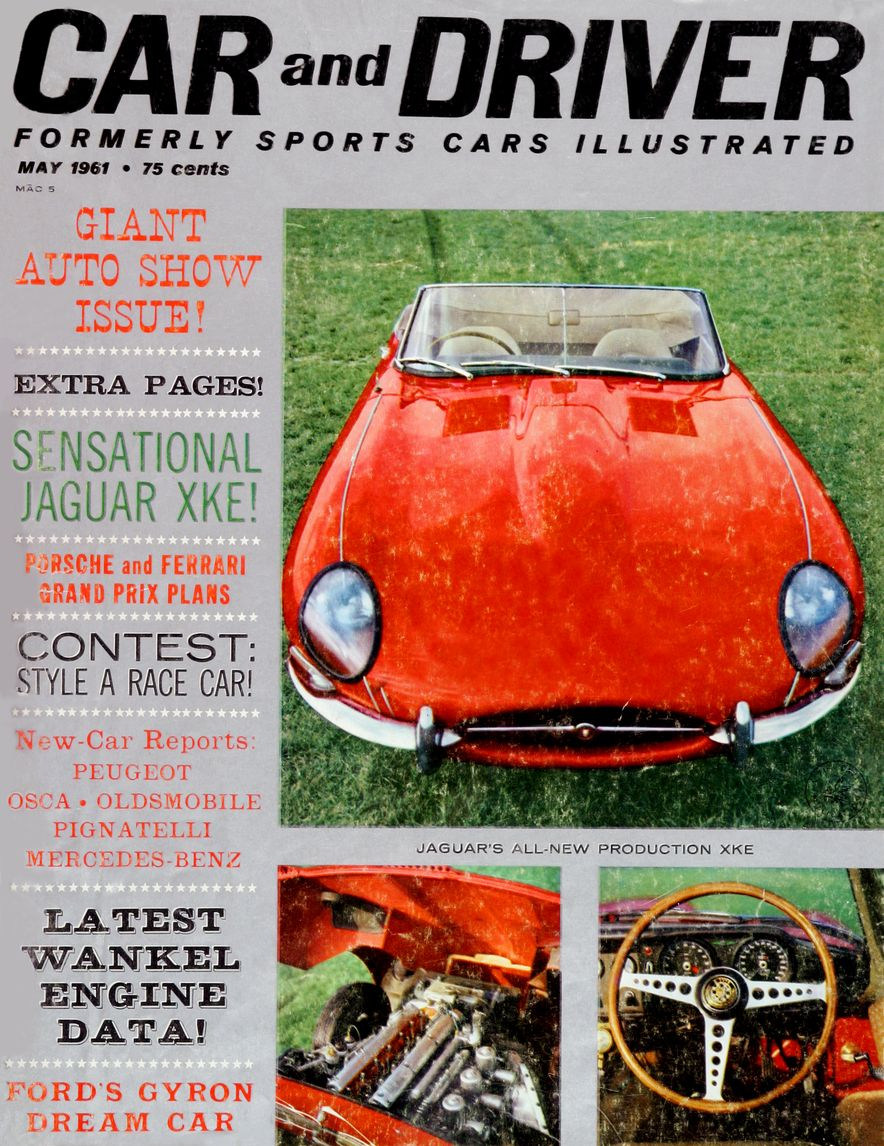 Getting Groovy and into the Groove: The Car and Driver Covers of the 1960s - Slide 18