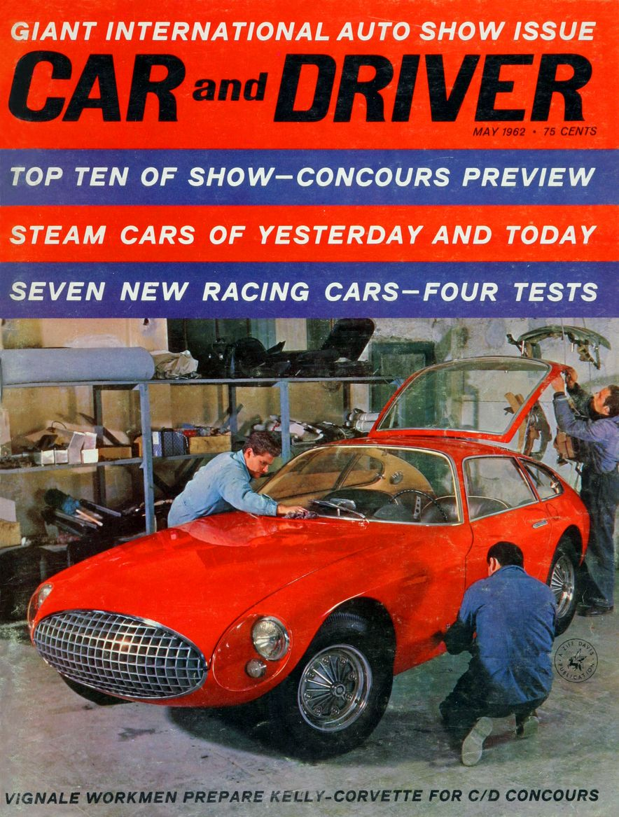 Getting Groovy and into the Groove: The Car and Driver Covers of the 1960s - Slide 30