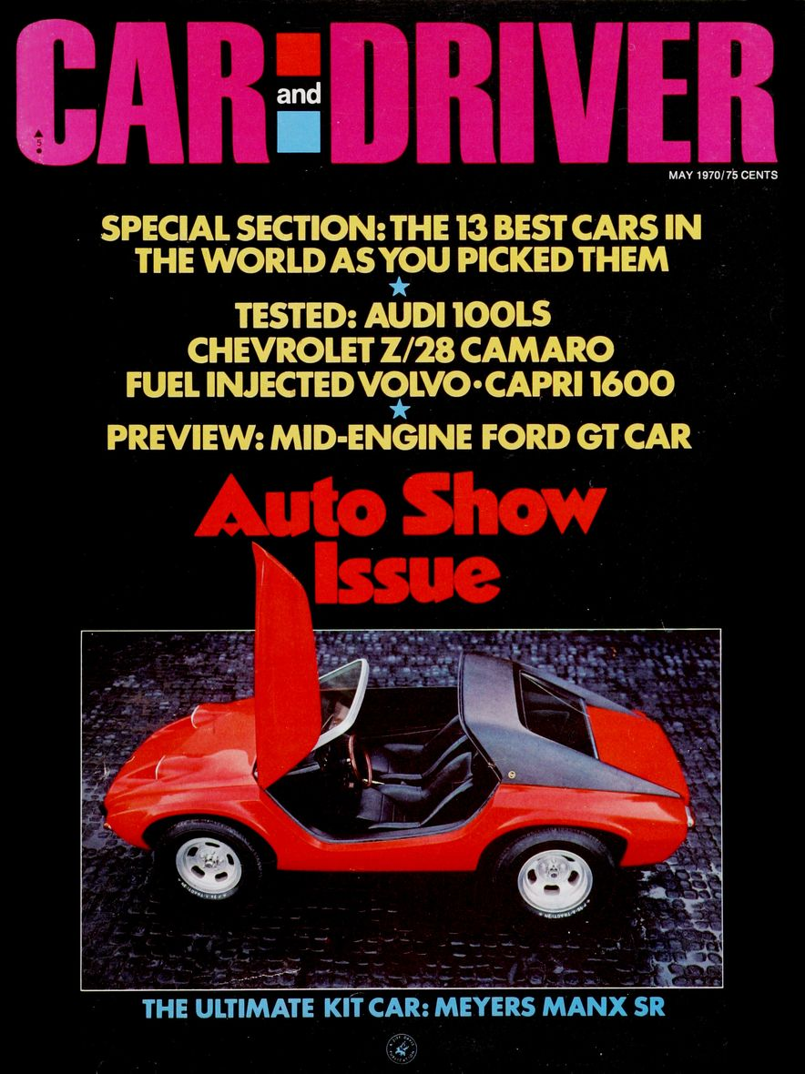 The Us Decade: The Car and Driver Covers of the 1970s - Slide 6