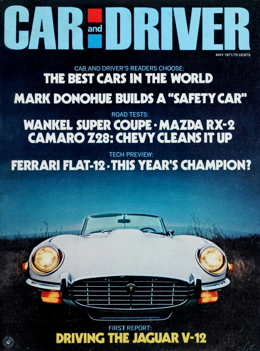 The Us Decade: The Car and Driver Covers of the 1970s - Slide 18