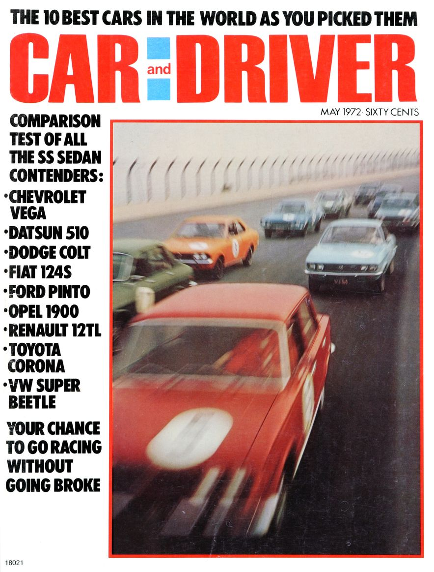 The Us Decade: The Car and Driver Covers of the 1970s - Slide 30