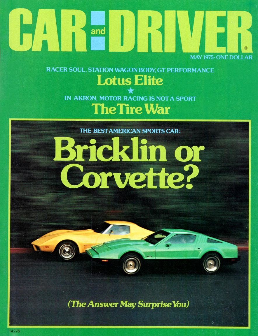 The Us Decade: The Car and Driver Covers of the 1970s - Slide 66