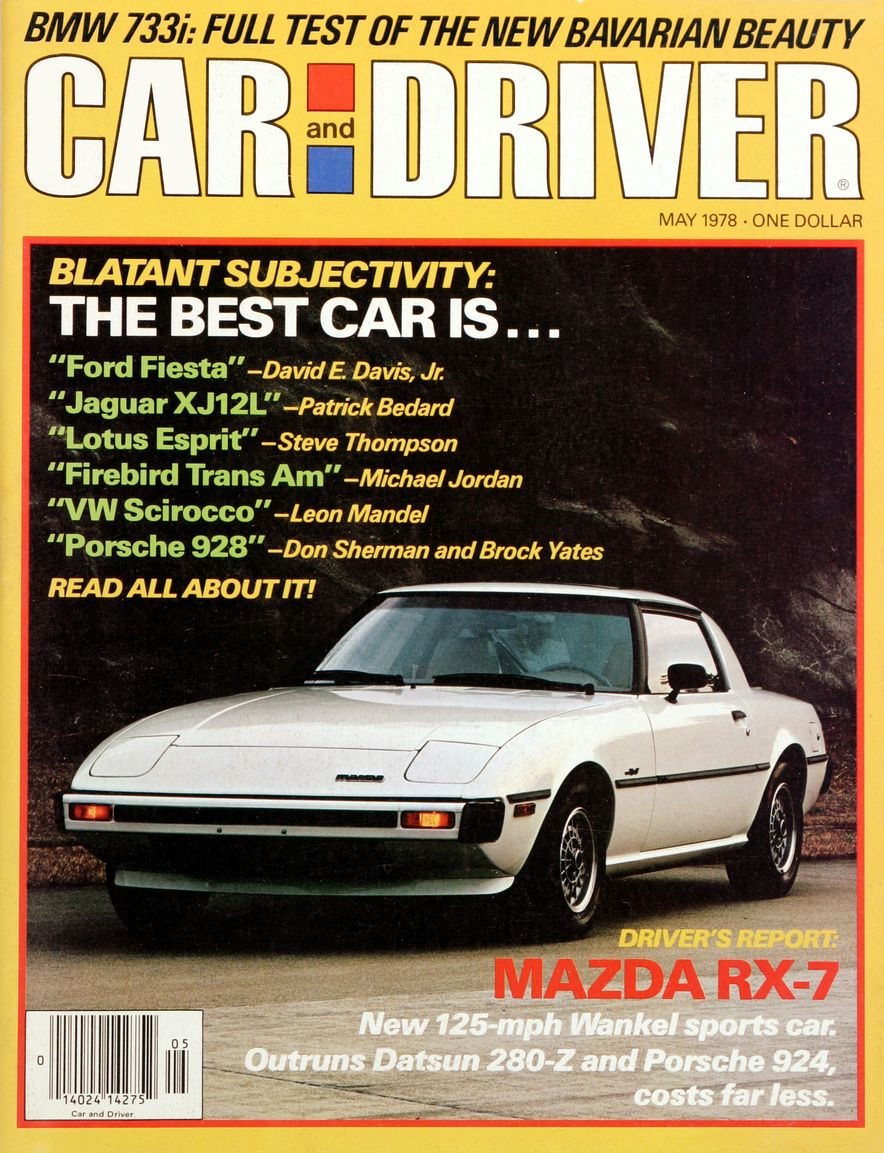 The Us Decade: The Car and Driver Covers of the 1970s - Slide 102
