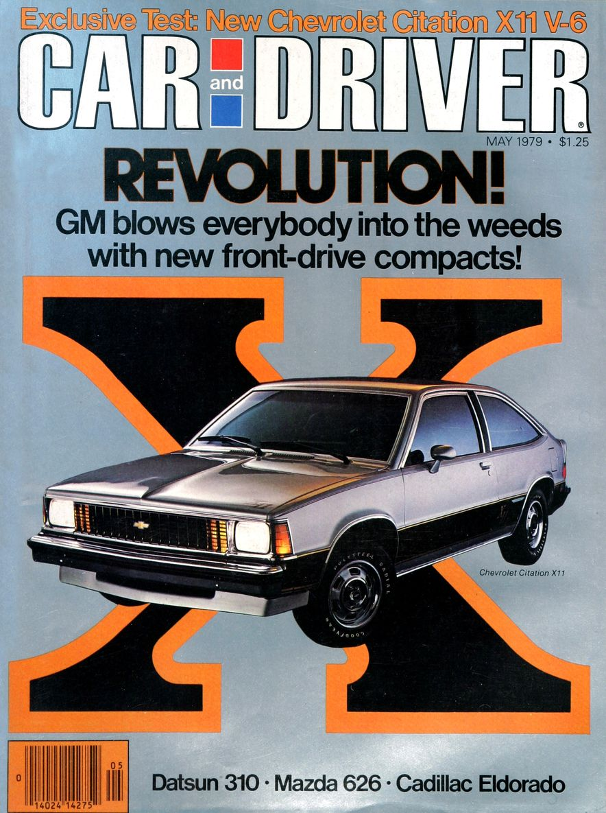The Us Decade: The Car and Driver Covers of the 1970s - Slide 114