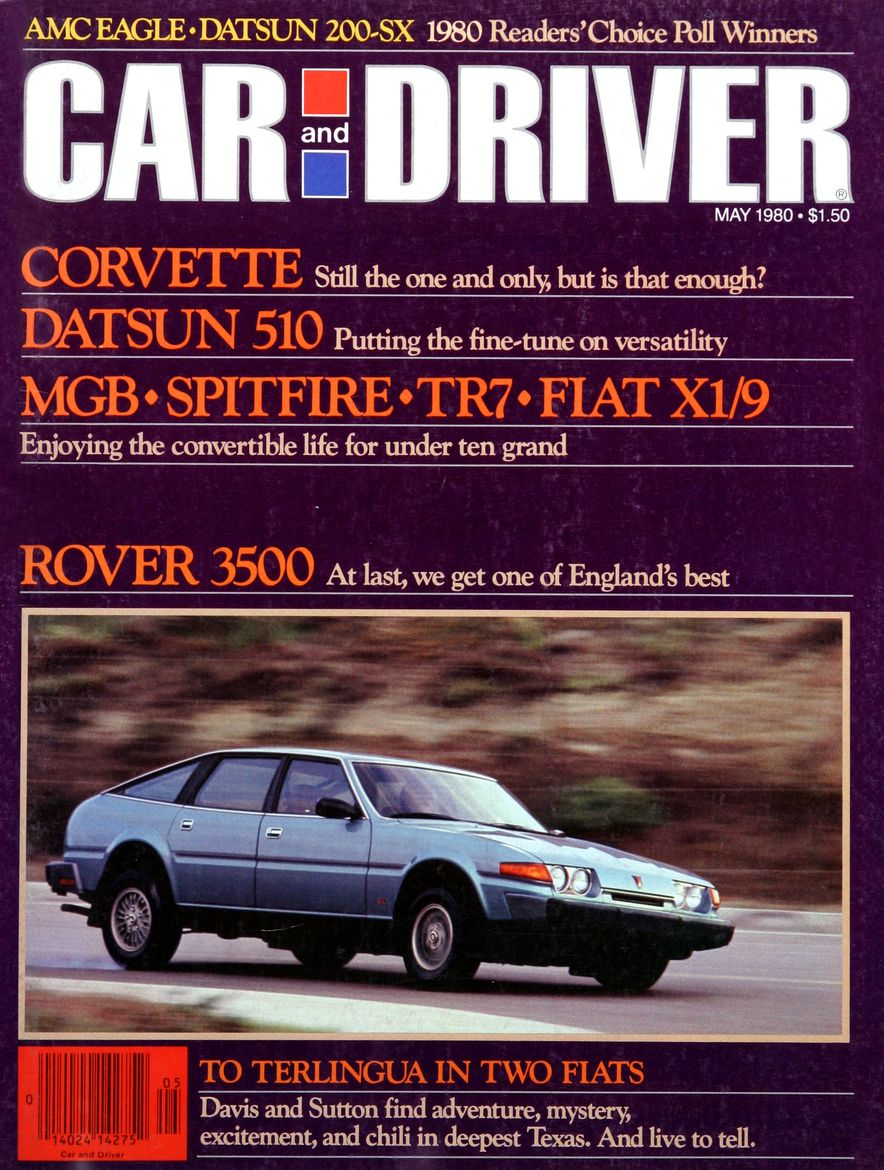 Like, Totally Rad: The Car and Driver Covers of the 1980s - Slide 6