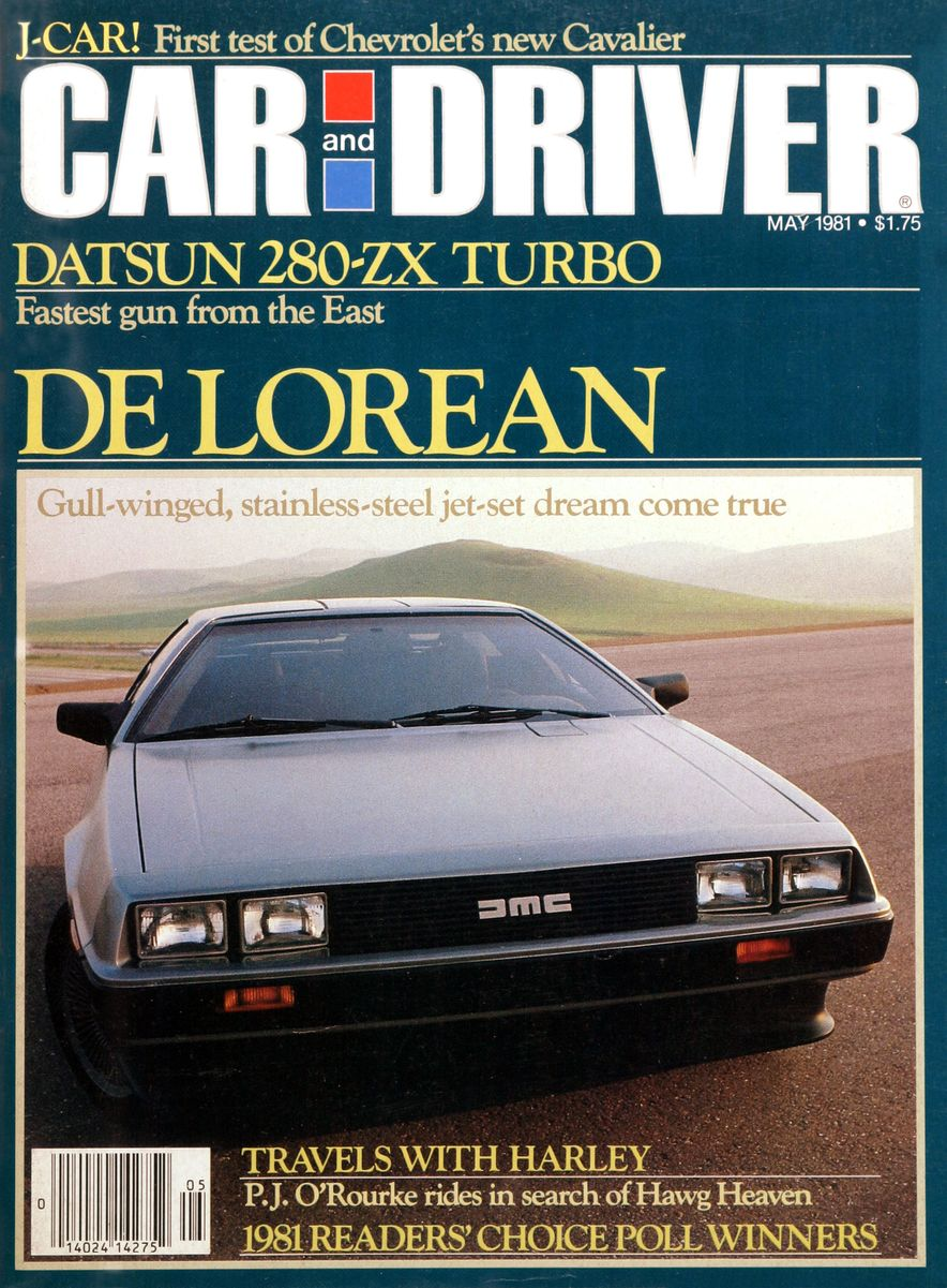 Like, Totally Rad: The Car and Driver Covers of the 1980s - Slide 18